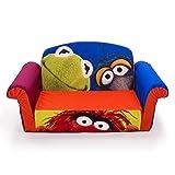Marshmallow Flip Open Sofa - Disney Muppets