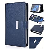 TaoFilm Pro Classic Reproduction Business Fashion Styles (3 Fold Section Design,11 Card Slots,2 in 1 Magnetic...