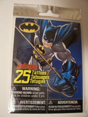 DC Comics Batman Tattoos ~ 25 Tattoos