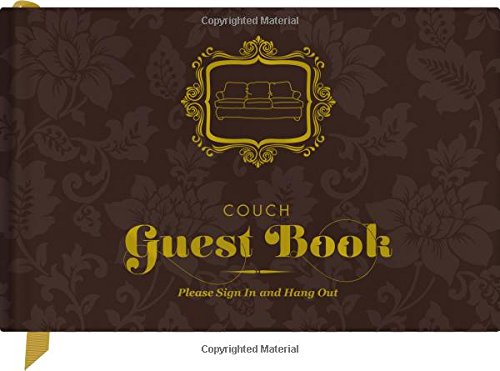 Guest Book: Couch