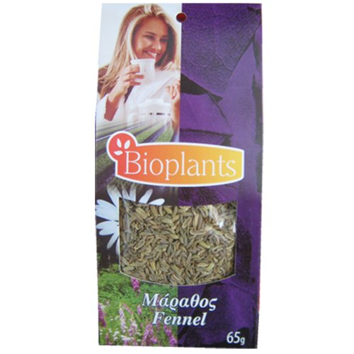 Bioplants Fennel Loose Tea 65 g (Pack of 4)