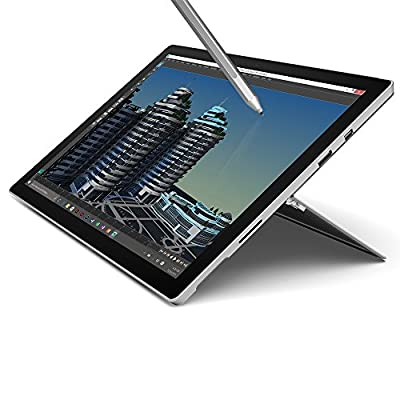 Microsoft Surface Pro 4 (Core i5 - 6th Gen/4GB/128GB/Windows 10 Pro/Integrated Graphics), Silver