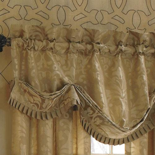 Croscill White Label Majestic Madison Window Valance front-893179