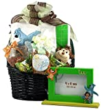 Gift Basket Village Mowgli and Friends, Disney Jungle Book Baby Set, 10 Pound