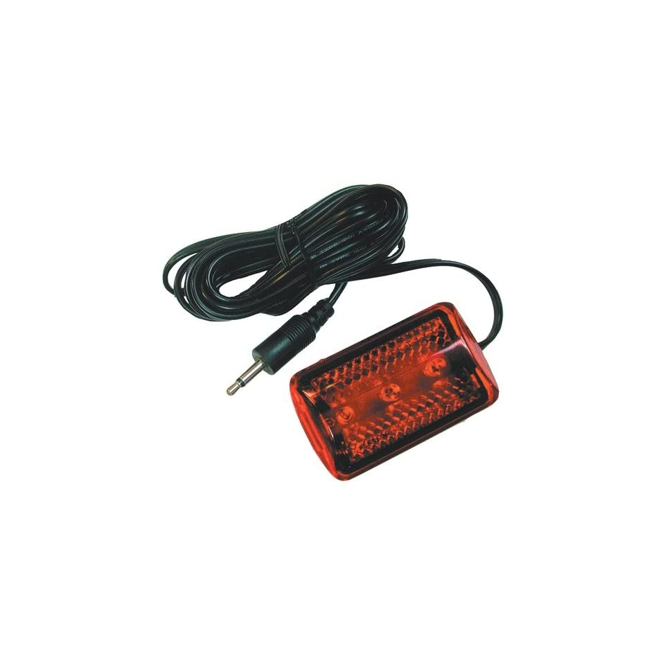 Strobe Light for Weather Radios (TWO WAY RADIOS/SCANNERS) High Quality