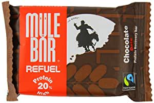 MuleBar Refuel Chocolate and Date Bar 65g