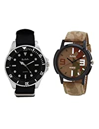Relish Analog Round Casual Wear Watches For Men - B01A5713KS