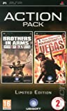 Cheapest Brothers in Arms: D-Day & Rainbow Six: Vegas: Limited Edition on PSP