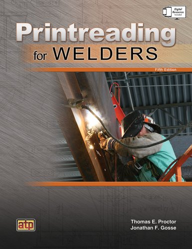Print Reading for Welders - Amer Technical Pub - AT-3051 - ISBN: 0826930719 - ISBN-13: 9780826930712