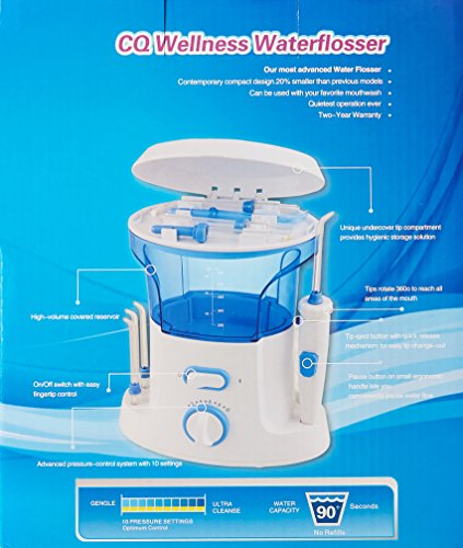 CQ Wellness CQW-F1 Classic Water Flosser