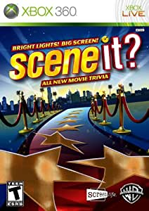 Scene It? Bright Lights! Big Screen! - Xbox 360