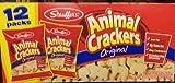 Stauffer1 Animal Crackers Original 12 Packs-18 Oz