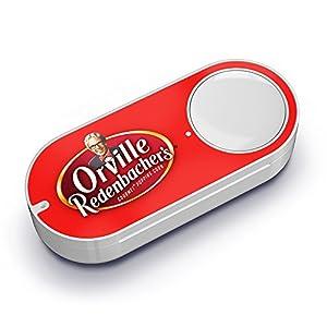Orville Redenbacher's Gourmet Popping Corn Dash Button by Amazon