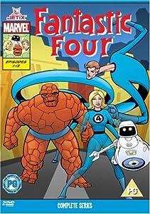 Fantastic Four - Complete Season (Marvel Originals Series - 90s) [1990] [DVD] [1978]