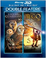 Legend of the Guardians: The Owls of Ga'Hoole / Hugo (2011) (DBFE)(Blu-ray 3D) by Warner Home Video