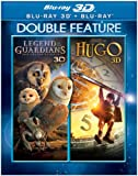 Legend of the Guardians: The Owls of Ga'Hoole / Hugo (2011) (DBFE)(Blu-ray 3D)