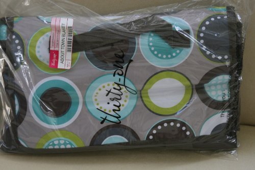 Thirty One 3244 About Town Blanket Minty Chip front-403968