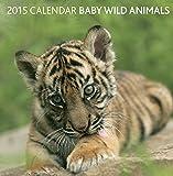 2015 Baby Wild Animals Calendar Peony Press