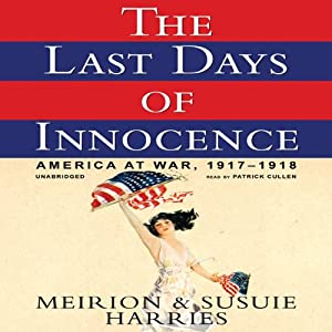 The Last Days of Innocence Audiobook