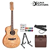 by Luna Guitars (1)  Buy new:$499.00