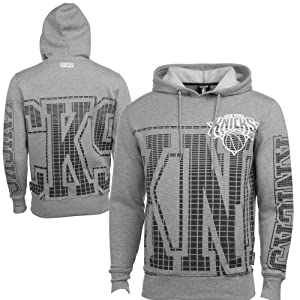 New York Knicks - Grater Pullover Hoodie by Unk Nba Apparel