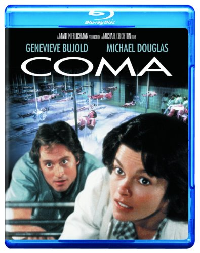 Cover art for  Coma [Blu-ray]