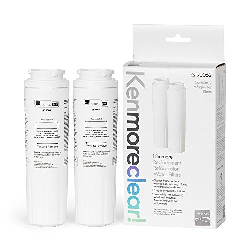 - 2 Pack - Kenmore 46-9006 Refrigerator Replacement Water Filter 469006 9006 (Kenmore Water Filter 469006 compare prices)