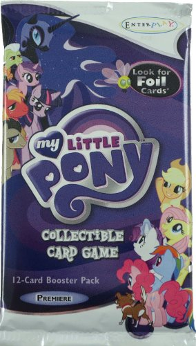 My Little Pony - Collectible Card Game - PACK (12 Cards) - 1