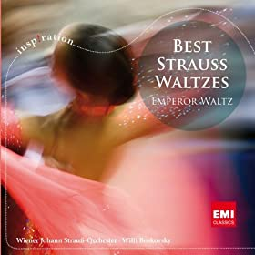 Best Strauss Waltzes:Emperor Waltz [International Version] (International Version)