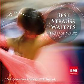 Best Strauss Waltzes:Emperor Waltz [International Version] (International Version)
