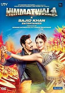 Himmatwala (Hindi Film / Bollywood Movie / Indian Cinema DVD)
