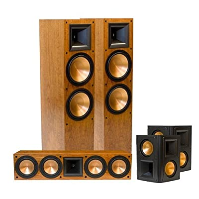 Klipsch RF-7 II Reference Series Home Theater System (Cherry) by Klipsch