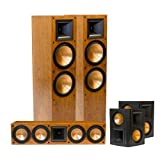 Klipsch Reference Theater System Cherry
