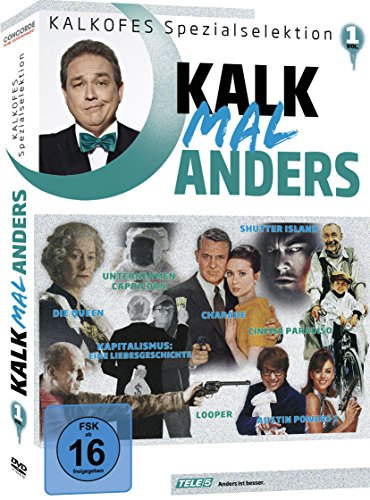 Kalk mal anders - Kalkofes Spezialselektion, Vol. 1 [8 DVDs]