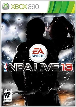 Electronic Arts NBA LIVE 13 X360