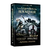 Image de Les Légendes du Roi Arthur : Merlin + Le retour de Merlin + Lancelot : Le gardien du temps + Darkni