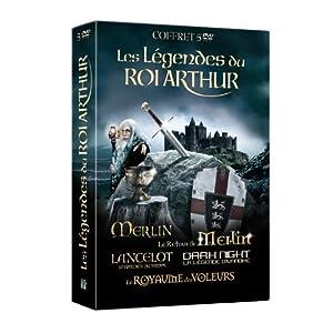 Les Légendes du Roi Arthur : Merlin + Le retour de Merlin + Lancelot : Le gardien du temps + Darkni