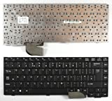 Fujitsu Siemens Amilo A1645 Black UK Replacement Laptop Keyboard