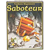 Vintage Saboteur Card Game Board Game for Playing Toy & Gift