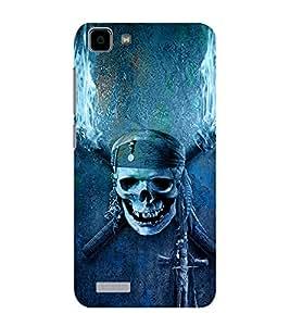 ifasho Designer Phone Back Case Cover Vivo Y27 :: VivoY27L ( Luck Charm Design Tribal luck )
