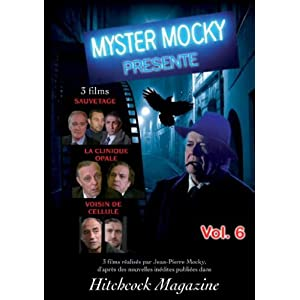 Myster mocky vol 6 : sauvetage, la clinique opale, voisin de cellule