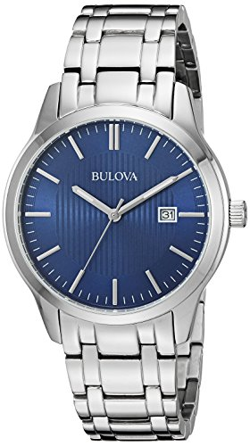 bulova-mens-96b222-analog-display-quartz-silver-watch