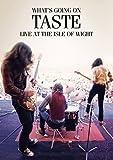 ホワッツ・ゴーイング・オン-テイスト ワイト島ライヴ 1970【初回生産限定盤Blu-ray+CD/日本語字幕付】