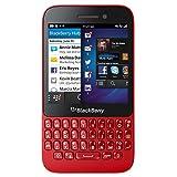 Blackberry Q5 SQR100-2 8GB Unlocked GSM 4G LTE Dual-Core OS 10.2 Smartphone - Red
