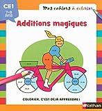 Additions magiques CE1 7-8 ans