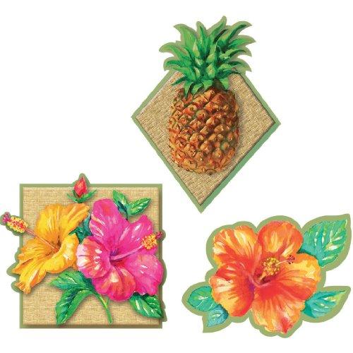Cutout Assortment Tahiti Tropics