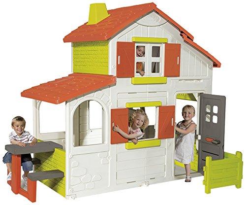 smoby-320023-flora-lie-duplex-house-toy