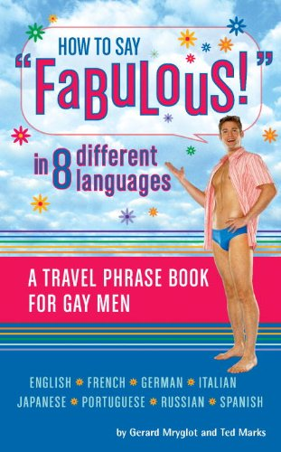 from Cedric fabulous gay phrases