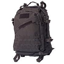 Atlanco GI Spec 3 - Day Back Pack, BLACK