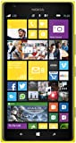 Nokia Lumia 1520 Smartphone (15,2 cm (6,0 Zoll) IPS LCD FULL HD, 20 Megapixel Kamera, 2,2 GHz  Quad-Core Prozessor, Windows Phone 8) gelb